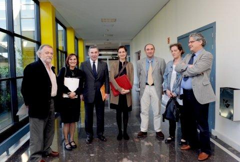 Fotos clausura - Xornadas sobre Paisaxe con Cidade ao Fondo: Cultura, Patrimonio e Administracion